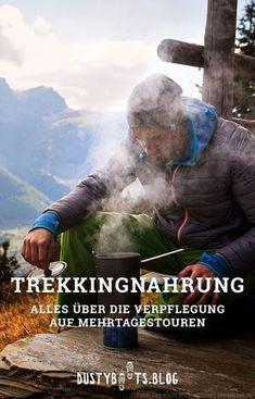 Trekking food Meals on multi-day tours - Beste Reisetipps 2019 Bushcraft Camping, Camping Survival, Survival Prepping, Go Camping, Outdoor Camping, Outdoor Travel, Bushcraft Gear, Survival Skills, Trailers Camping