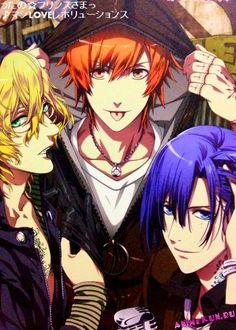 uta no prince-sama maji love revolutions - shinomiya otoya masato