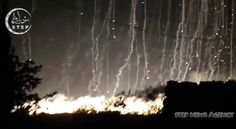 #Media #Oligarchs #MegaBanks vs #Union #Occupy #BLM #Rojava  [VIDEO] Phosphorus bombs dropped on Idlib by Assad-Russian warplanes   http://orient-news.net/en/news_show/121668/0/Phosphorus-bombs-dropped-on-Idlib-by-Assad-Russian-warplanes   Seven air raids were carried out by Assad-Russian warplanes Monday evening targeting multiple areas in the city of Idlib and its countryside, Orient News correspondent reported.  The air strikes targeted the outskirts of Saraqeb city, Binnish city, al-