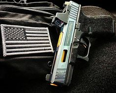 Salient Arms custom Glock
