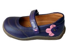 Garvalin Otto Purple Girls Shoes