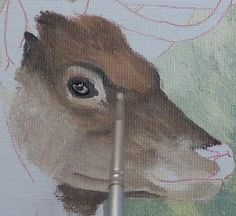 Free Art Class - How to Paint a Deer in Oil — Online Art Lessons