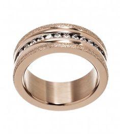 Edblad - Ring Horizon Rosé Smyckesamling 1d1e87e45dc37