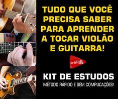 DICAS E AULAS DE VIOLÃO E GUITARRA: Tudo que você precisa saber para aprender a tocar ... Blog, Music Teachers, Guitar Classes, Tips, Sheet Music, Guitar