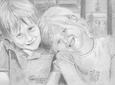 Cousins by christopherlester23.deviantart.com on @DeviantArt
