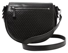Get the trendiest Cross Body Bag of the season! The Rebecca Minkoff Astor Saddle Black Leather Cross Body Bag is a top 10 member favorite on Tradesy. Black Leather Crossbody Bag, Leather Shoulder Bag, Leather Handbags, Shoulder Bags, Designer Handbags On Sale, Discount Designer Clothes, Vintage Bags, Bag Sale, Clothes For Sale