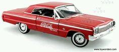 Coca Cola...nice! Impala