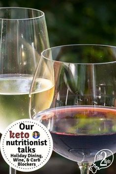 Each week, we ask our nutritionist 3 questions about the keto diet. This week we tackle holiday dining, wine, and carb blockers. Ketosis Diet, Ketogenic Diet Plan, Diet Plan Menu, Keto Wine, Nutritional Value Of Eggs, Wine Chart, Carb Blocker, Keto Holiday, Wine Drinks