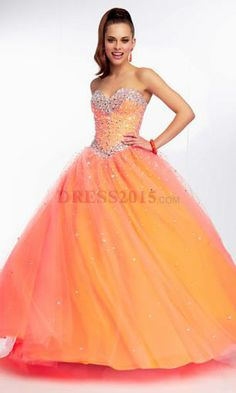 prom dresses ball gowns beautiful color