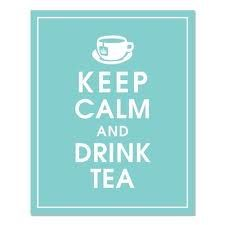Drink Tea! Chamomile or mint are best for relaxation.