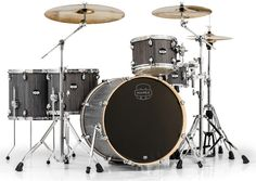 Mapex Drums - MA528SF - Smokewood