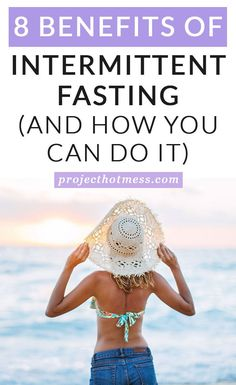 So, here's the benefits, and here's how you can include intermittent fasting into your lifestyle. Time Restricted Eating, 24 Hour Fast, Healthy Quotes, Best Brains, Ldl Cholesterol, Oxidative Stress, Living A Healthy Life, Brain Health, Intermittent Fasting