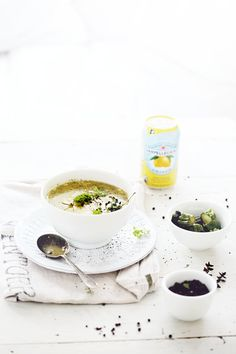 Easy Recipe Courgette Zucchini Soup