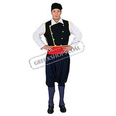 Kefalonia Costume for Men Style 642026