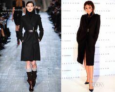 Love Victoria Beckham's modest designs!