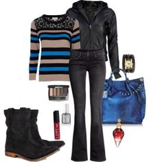 isabel marant boot & outfit