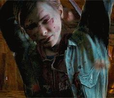 This scene killed me. I honestly don't think I've ever cried that hard in my life.<<<honestly same I thought that she was actually gonna get raped before she dies and that honestly terrified me V Games, Best Games, Edge Of The Universe, Gif 2, The Evil Within, Bioshock, Great Videos, Zombie Apocalypse, My Heart Is Breaking
