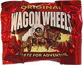 Wagon wheels - didn't like these but got them in my lunch every day because my sister liked them .. kind of do like them now though