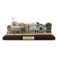 The Chapeau and Main Street Confectionery by Olszewski - Walt Disney World