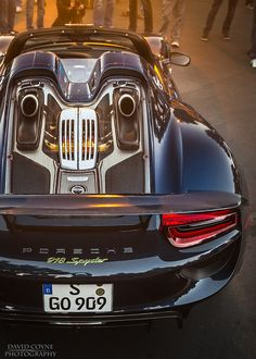 Porsche 918 Spyder | by David Coyne Photography  #RePin by AT Social Media Marketing - Pinterest Marketing Specialists ATSocialMedia.co.uk