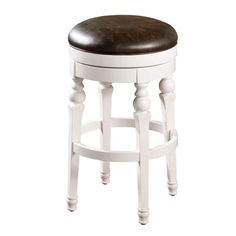 Tuscana Antique White Counter Height Stool American Heritage Billiards Counter Height (18