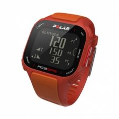 Montre sportive de monitoring POLAR RC3 ave GPS intégré. En promotion chez Auchan Luxembourg.