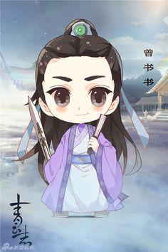 Ảnh chibi dễ thương của bộ phim hot nhất màn ảnh Hoa ngữ hiện nay