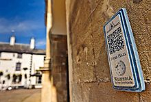 Monmouth in Wales becomes the world's first 'Wikipedia town'