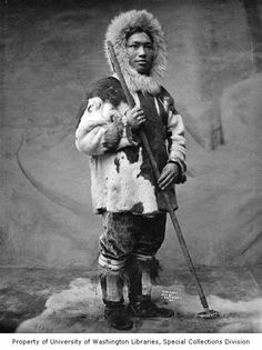 Our Inuit friends might be the best engineers in history when it comes to functional fur accessories. Description from furinsider.com. I searched for this on bing.com/images