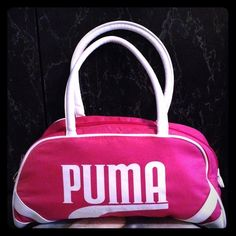 "Spotted while shopping on Poshmark: ""Puma hand bag""! #poshmark #fashion #shopping #style #Puma #Handbags"
