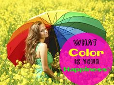 What Color Is Your Happiness?