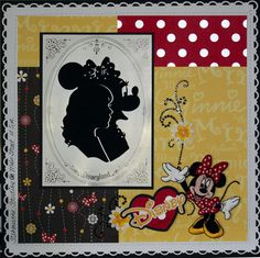 Minnie Silhouette