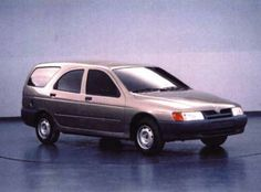 OG | Renault W75 SW | The all first project of low cost vehicle for emergent countries developed in the early 90s and planned to be built in Turkey
