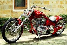 Modifikasi PRO-STREET CUSTOM Harley Davidson | modification
