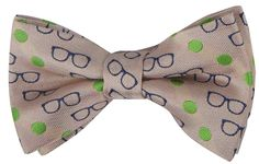 "Andy & Evan ""The Spectacle"" Bow Tie"