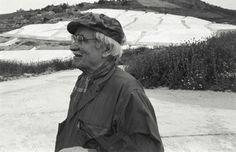 Alberto Burri.  Land Art.
