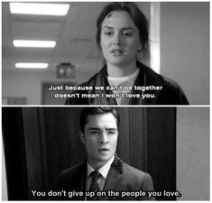 Yes we do. People you believe in will always disappoint you. Massive lies that can never heal a friend. Not even a lover. #ChairGossipGirl