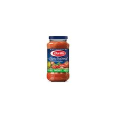 Best New Pasta Sauce | Barilla Chunky Traditional Sauce