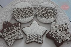 Christmas gingerbread cookie set   Cookie Connection