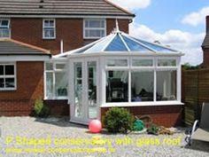 P Shape conservatory image, p shape conservatory design idea