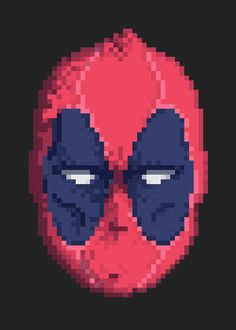 Oh shit best Deadpool gif I've every seen. Pretty much sums up Deadpool Marvel Comics, Marvel Heroes, Marvel Dc, Le Joker Batman, Spiderman, Pixel Art, Witcher Wallpaper, Pixel Animation, Art Anime