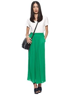 Whistles Rosa Maxi Skirt