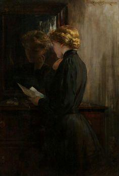 James Carroll Beckwith(1852ー1917)