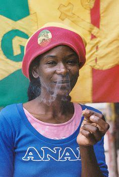 Jamaican Natives | Jamaican People - Neekesha (75/365) | Flickr - Photo Sharing!