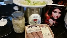 For YAGal's first ever #YABookCook I'm reading Elizabeth Holloway's Call Me Grimand cooking Bratwurst. This is a dish guys usually like! It's super easy, and the time you save making dinner will g...