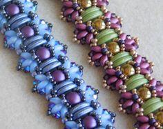 Beading Bracelet Tutorial Silke Bracelet Tutorial by poetryinbeads