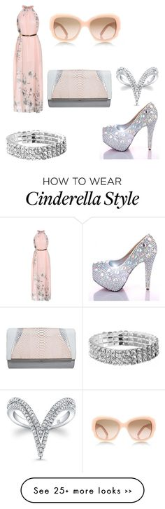 """""""Pretty #fornoreason"""" by mymain-1 on Polyvore featuring Tory Burch and Khirma Eliazov"""