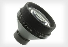 50mm f/0.75 X-Ray Lens Turned Into Worlds Fastest E-Mount Glass