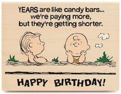 peanuts, happy birthday - Google Search
