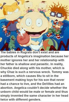 Ruined childhoods